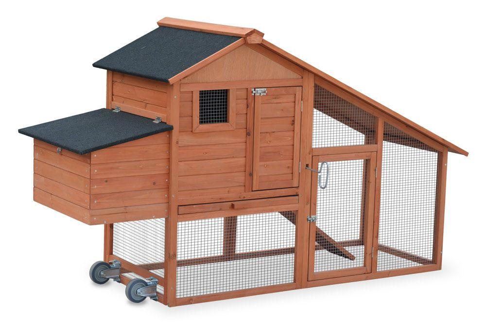 Poulailler Mobile Ranch Poulailler Mobile Poulailler Tracteur A Poules