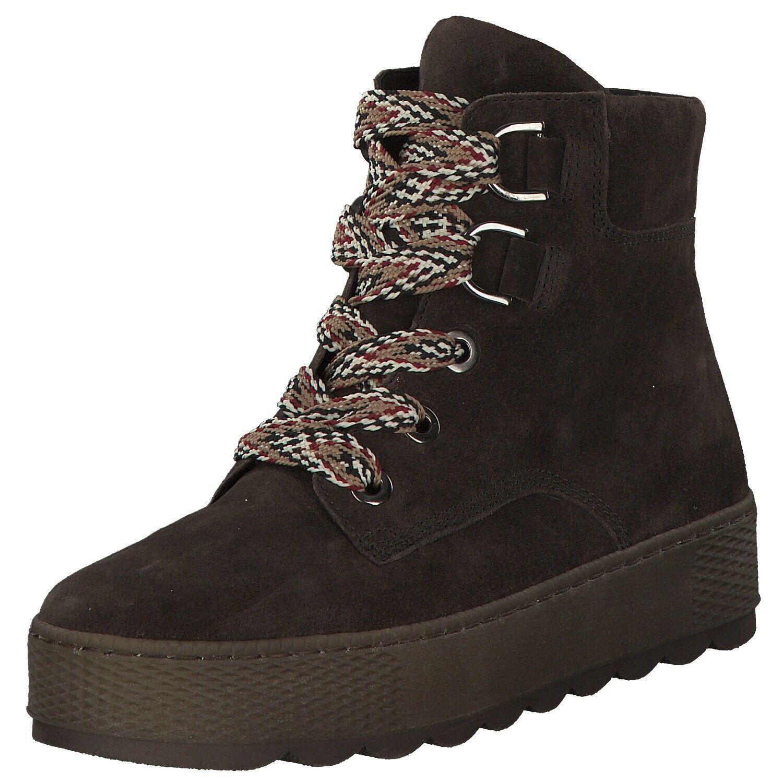 Rieker women boot brown 94764 24