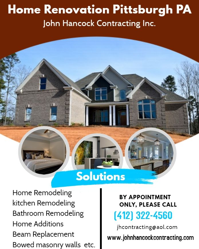 John Hancock Contracting Inc offers a wide range of home ...