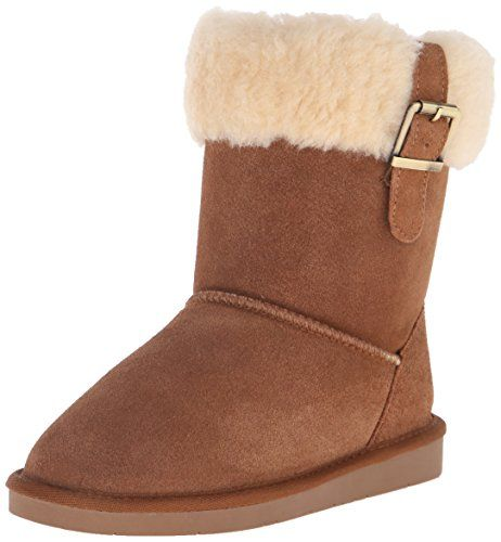 Tundra Womens Nexi Winter Boot Hickory 9 B US -- More info could be found