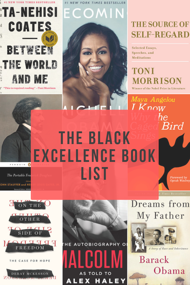 The Black Excellence Book List Penguin Random House Books By Black Authors African American Books African American Authors
