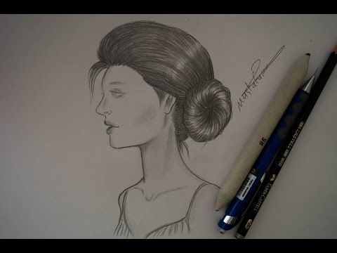 How To Drawing Hair Step By Step How To Draw Hair Step By Step Hairstyles Drawings