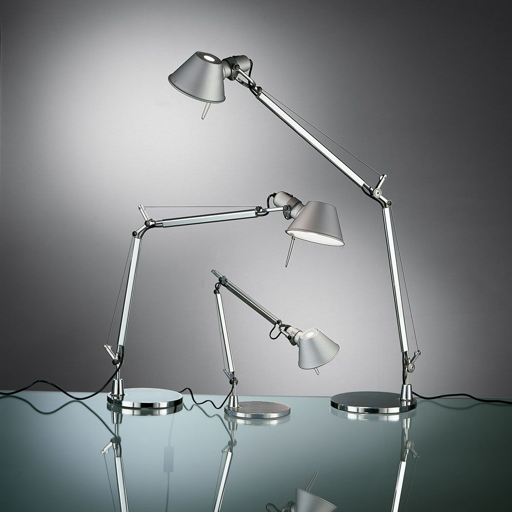 Artemide Tolomeo Desk Lamp With Images Lamp