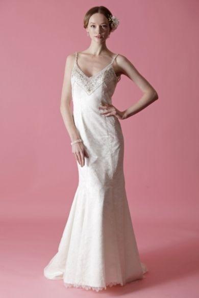 Hannah - Wedding Dresses by Badgley Mischka - Loverly