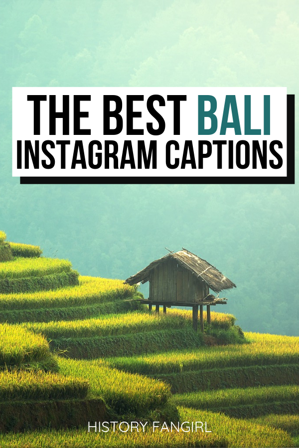 21 Beautiful Bali Quotes Bali Instagram Caption Inspiration