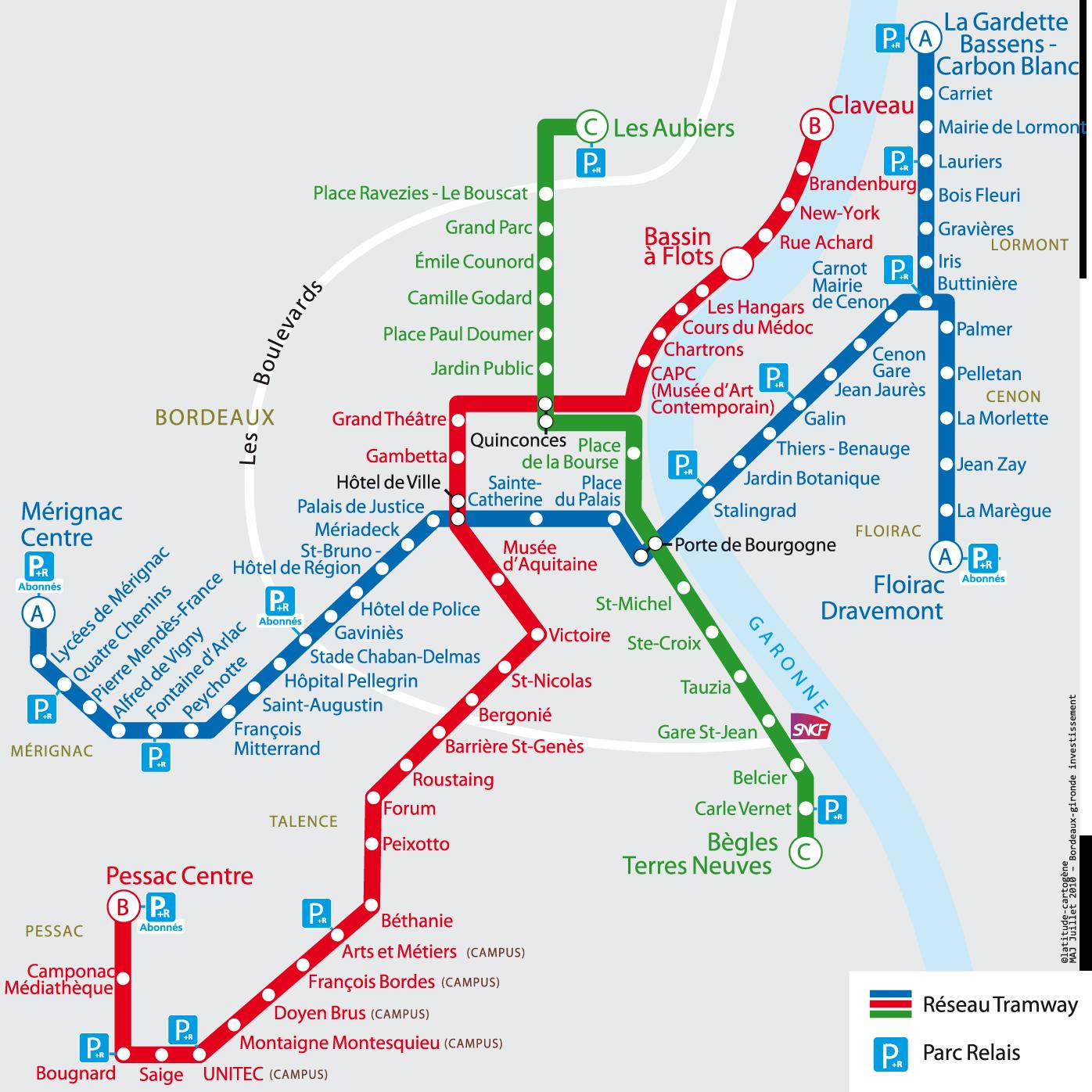 Carte Tram Bordeaux Demandeur Demploi.Carte Tbc Bordeaux Cosprocare