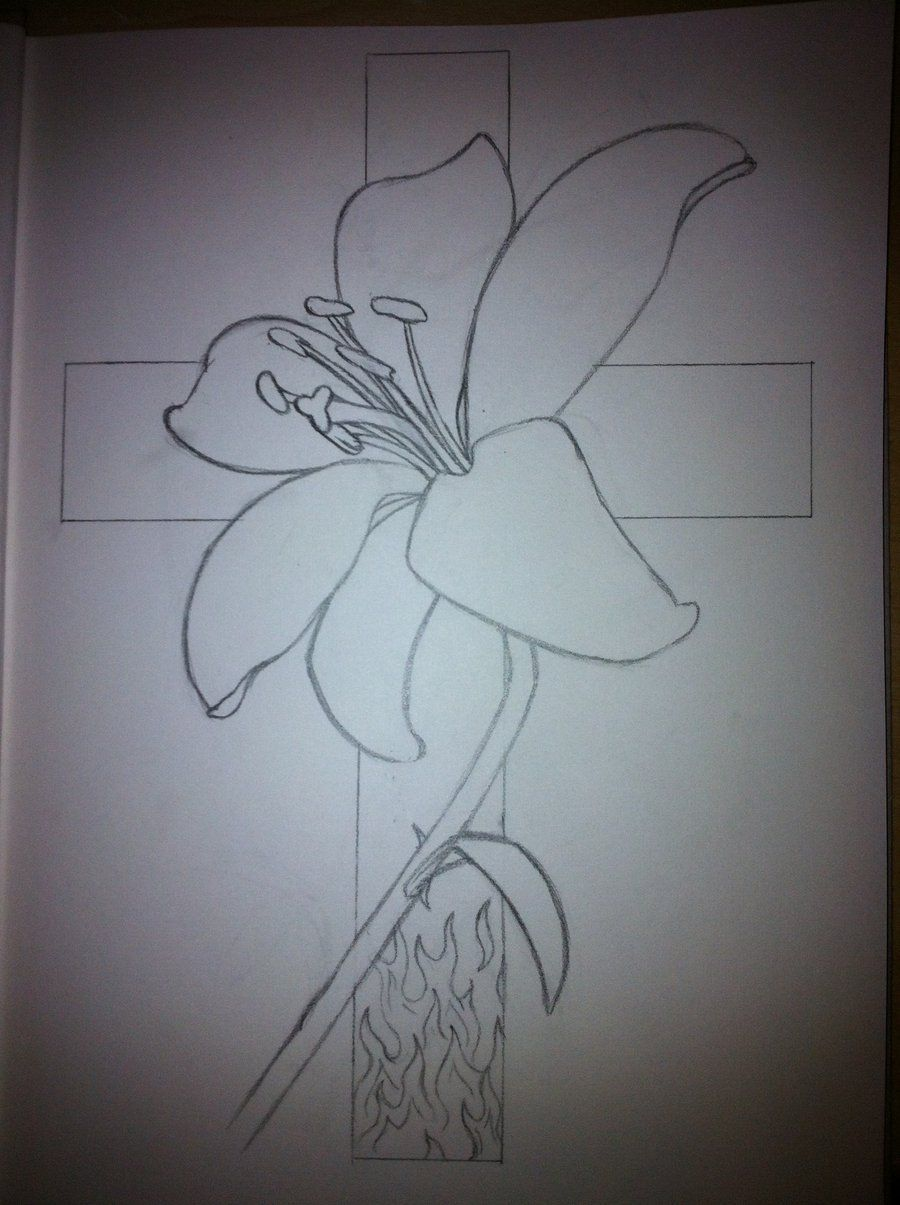 Cross Tattoo Designs With Names