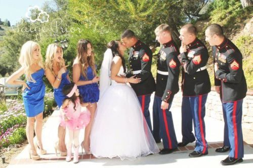 Marine Corps Wedding Dresses Google Search