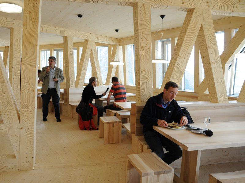 The new Monte Rosa hut, Zermatt by ETH Zurich / SAC