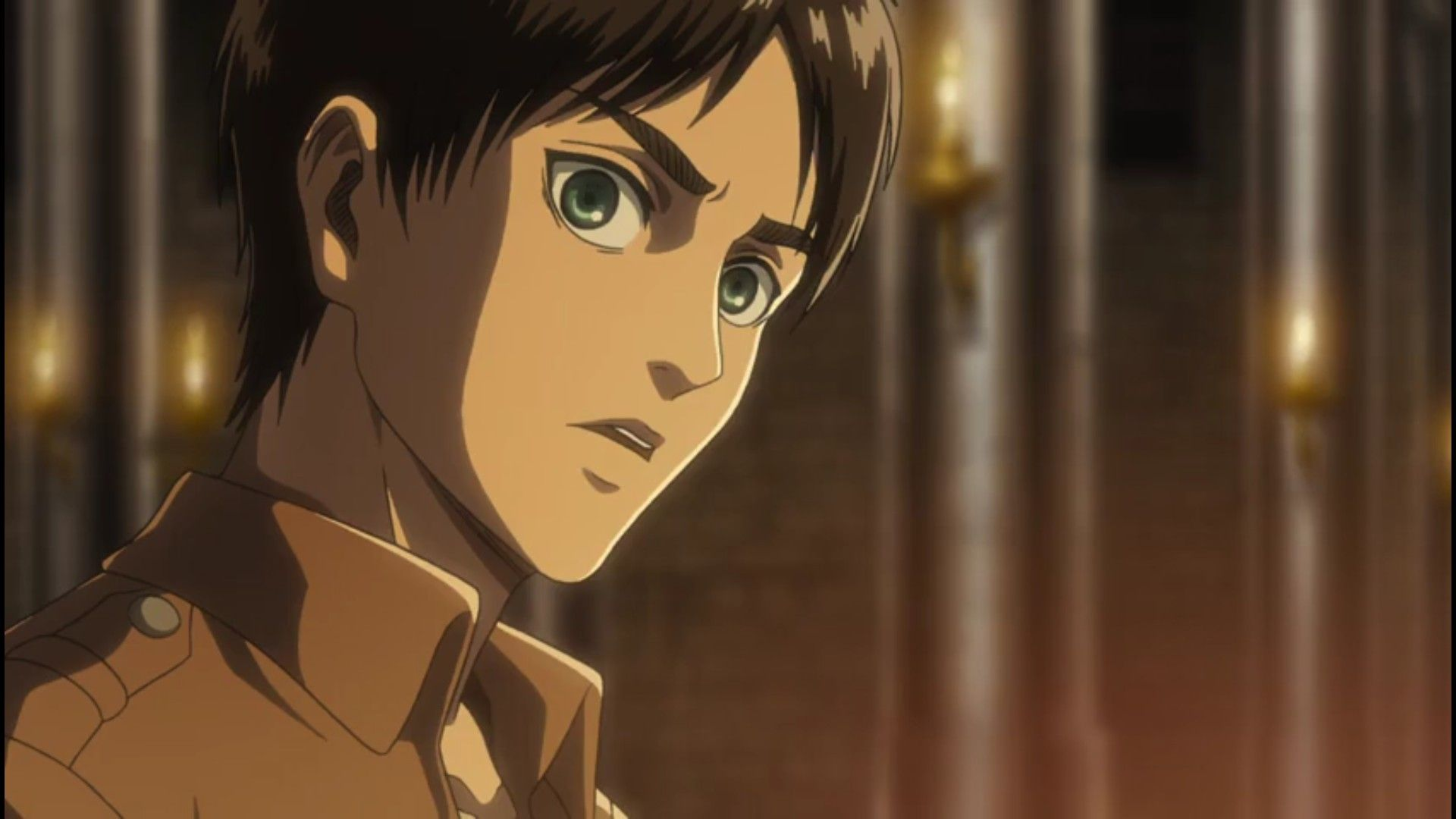 Eren SnK season 3 Attack on titan
