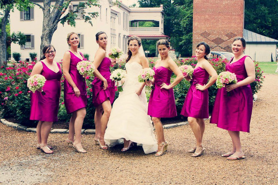 Alfred Sung - Fruit Punch bridesmaid dresses COLOR ...