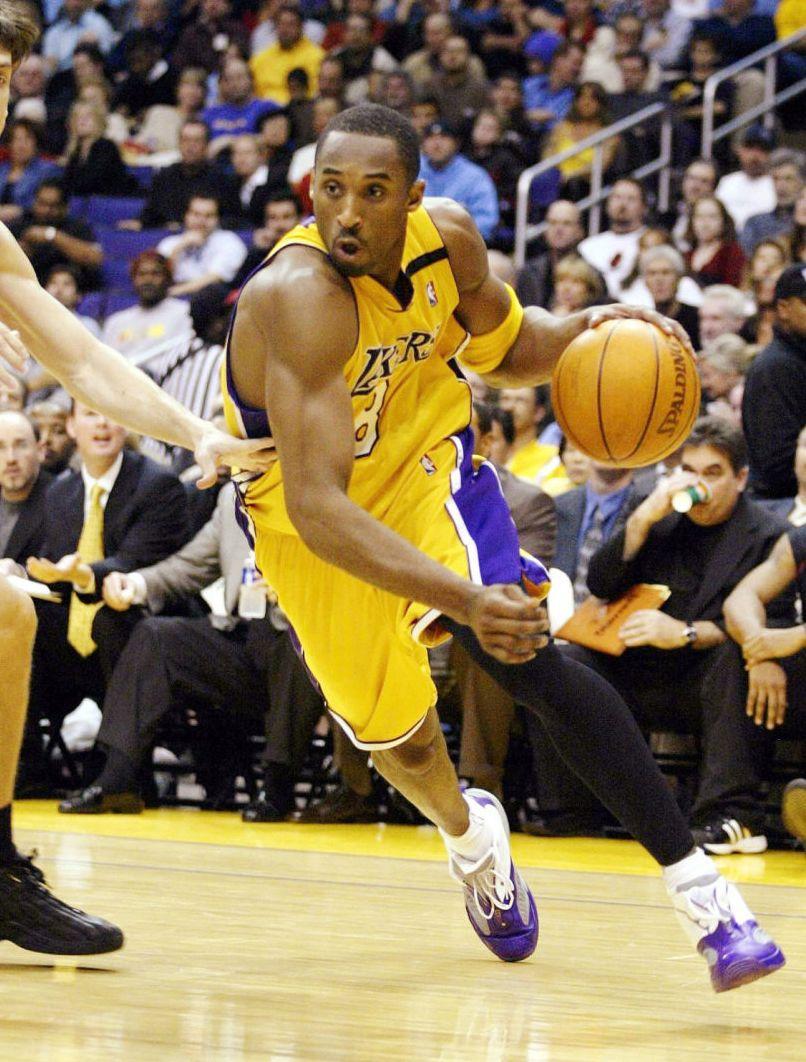 Kobe bryant sneakers