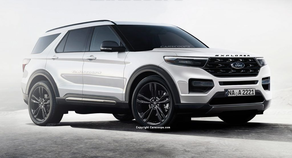 2020 Ford Explorer Looks Powertrains And All The Other Details We Know About It 2020 Ford Explorer Ford Explorer Ford Suv