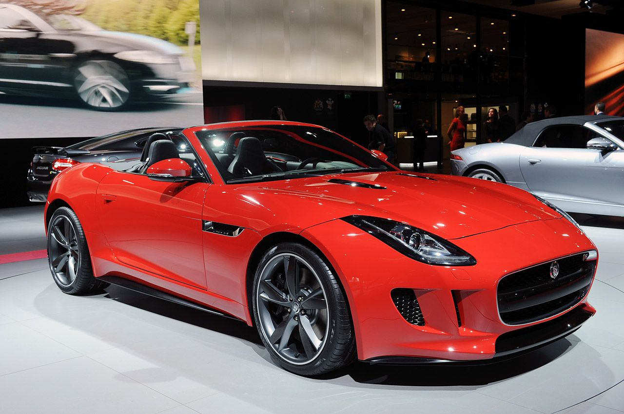 Jaguar F Type Heralds Return Of First New Sports Car For Leaping Cat In 50  Years [UPDATE]