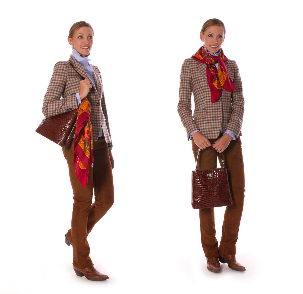 Ladies Tailored Clothing - Fall 2013