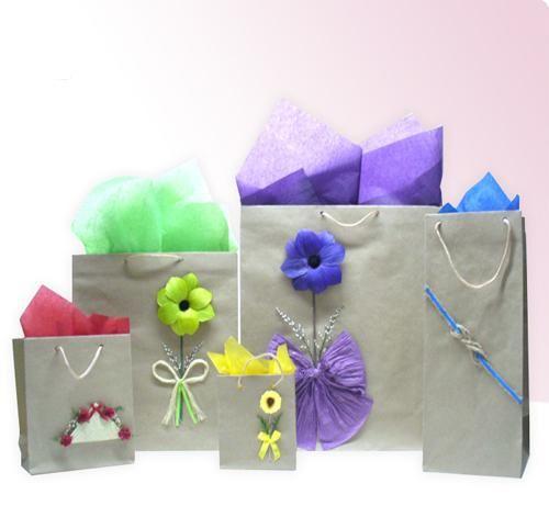 Bolsas de regalo de papel corrugado imagui bolsas de - Bolsa de papel para regalo ...