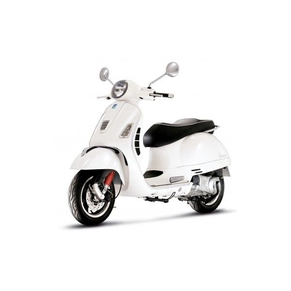 Vespa Scooters, New Scooters, Buy Scooters, Scooter Models | Vespa USA ❤ liked on Polyvore featuring scooter and vespa