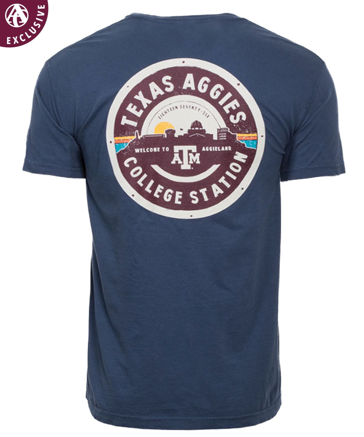 Texas A M Welcome To Aggieland T Shirt College Shirts College Shirt Design College T Shirts