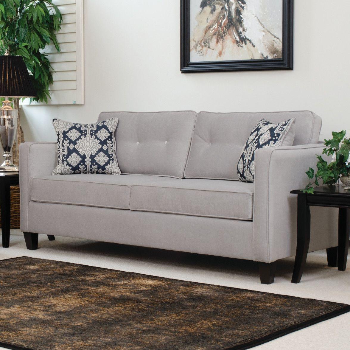 Serta Upholstery Elizabeth Queen Sleeper Sofa