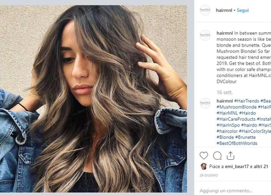 Colore capelli 2020: sarà l'anno del Mushroom Blonde – VanityFair.it