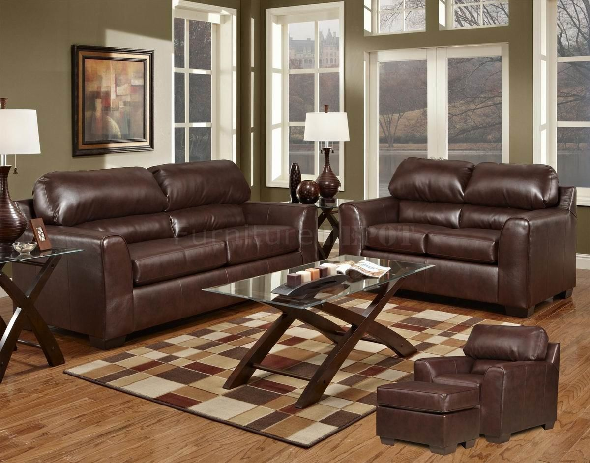 Living Room With Dark Brown Furniture Great Rooms With Brown Leather Couch Yahoo Search