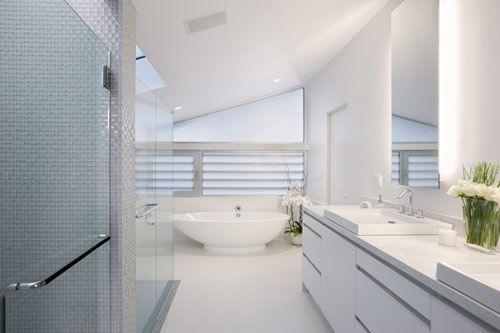 Petite salle de bain sous pente (28 messages) - ForumConstruire ...