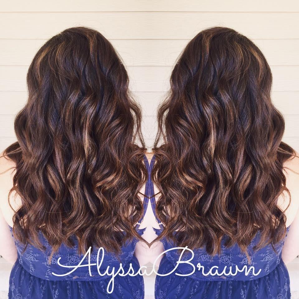Long layers balayage highlights brunette caramel highlights long layers balayage highlights brunette caramel highlights beachy hair curly hair pmusecretfo Choice Image