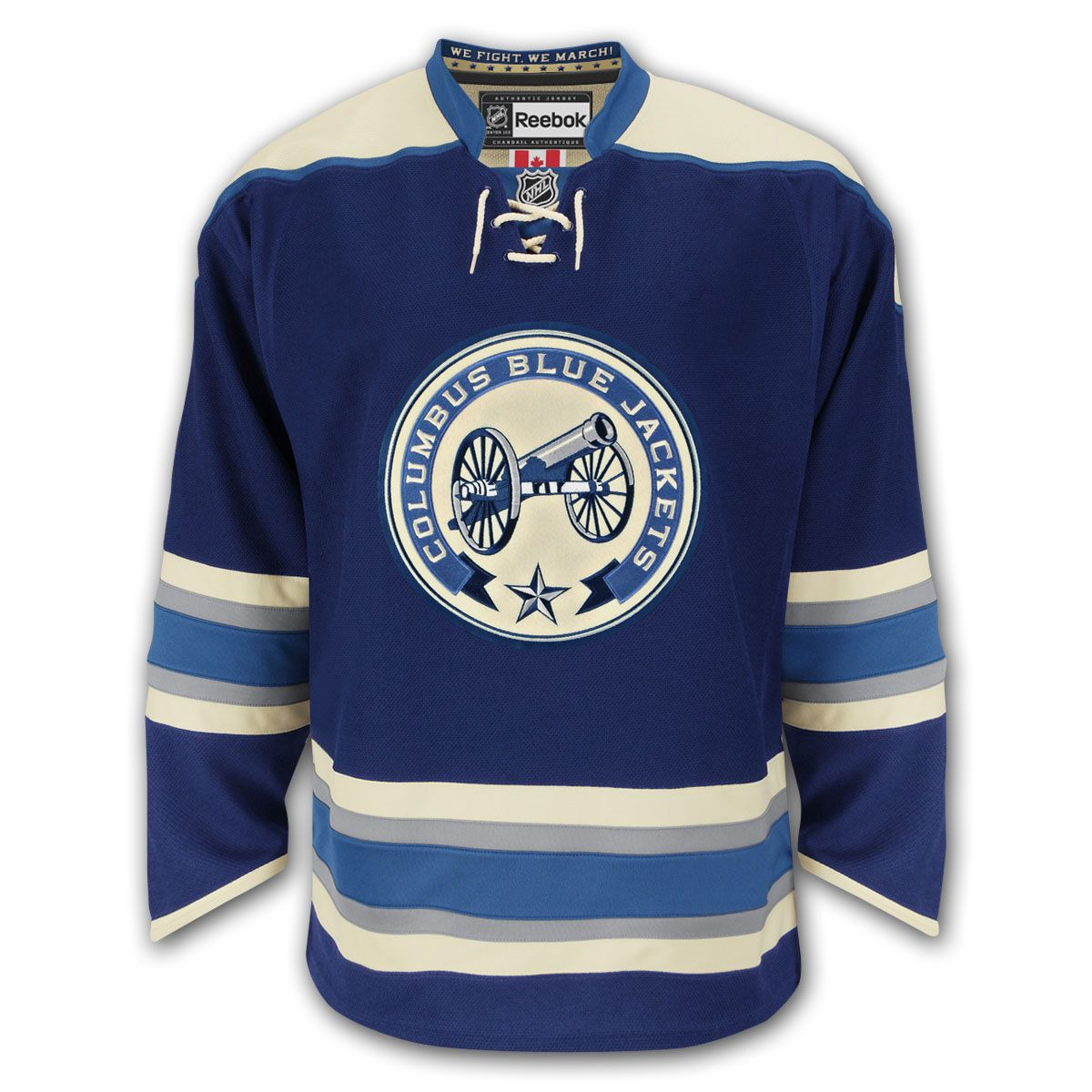 Columbus Blue Jackets Alternate--I'll take one, please. | If I had ...