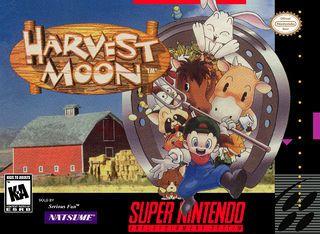Retro Games Consoles Import Games Reviews News Videos Collector Bits Harvest Moon Snes Harvest Moon Snes Harvest Moon Harvest Moon Game