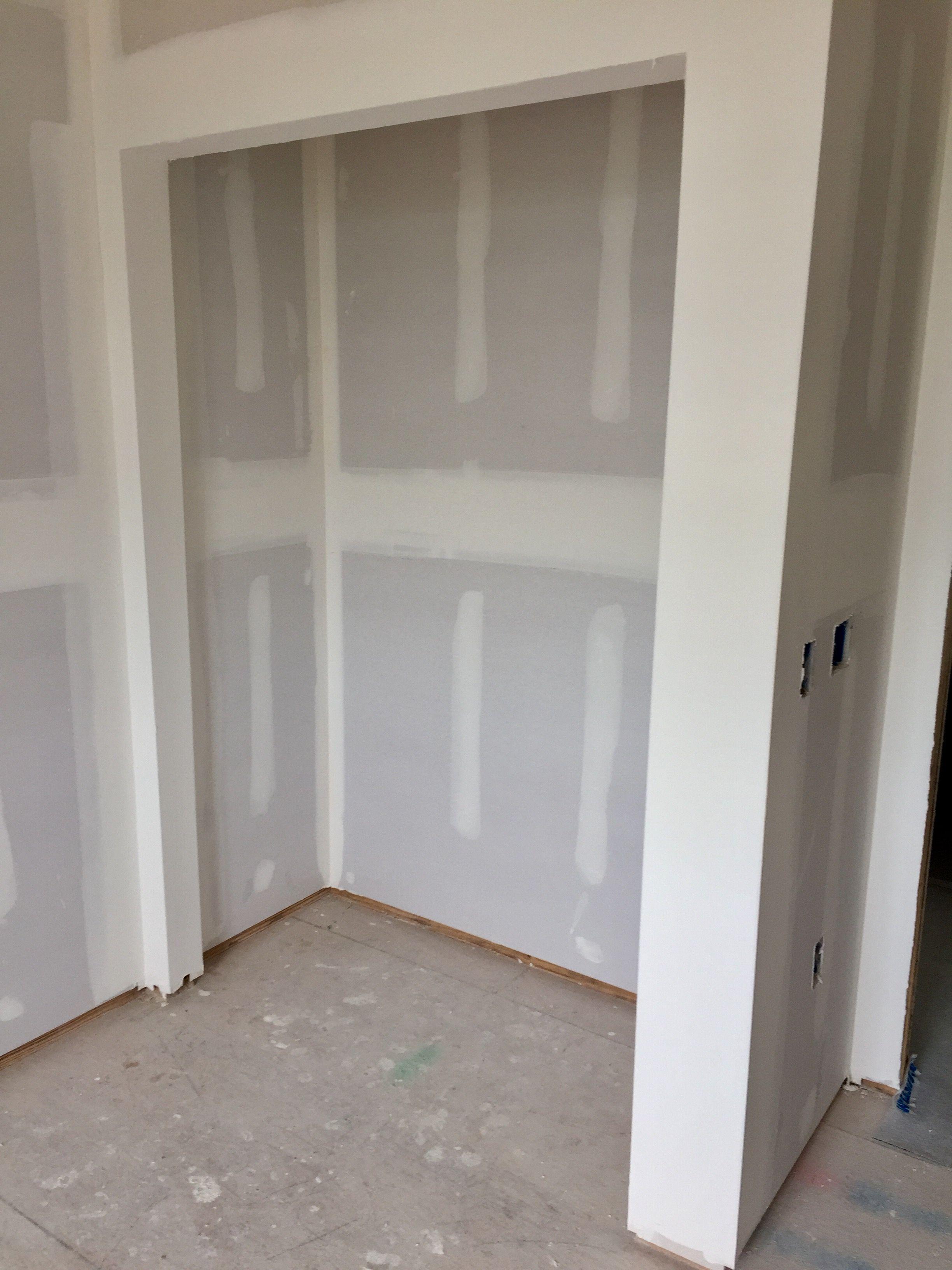 Evolve Auburn Construction   Closet!
