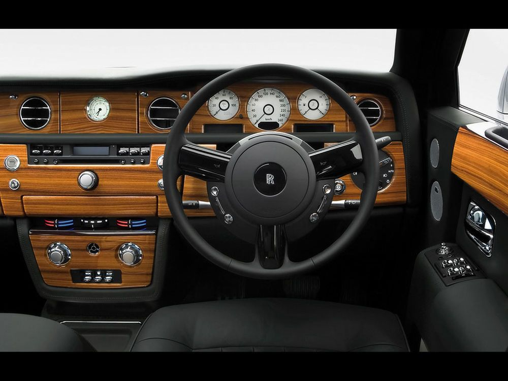 Just for Syling purposes : ROLLS ROYCE DASHBOARD MOUSEMAT in ...