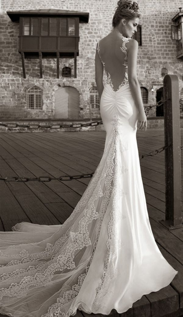 vestido de novia, bridal dress | Matri | Pinterest | Vestidos de ...