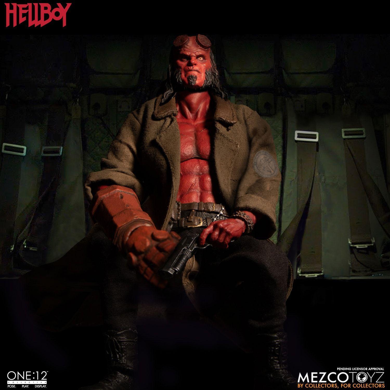 PreOrder Mezco One12 Collective Hellboy 2019 Figure