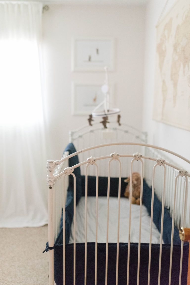 Crib for sale sheffield - Just Look At This Gorgeous Metal Crib