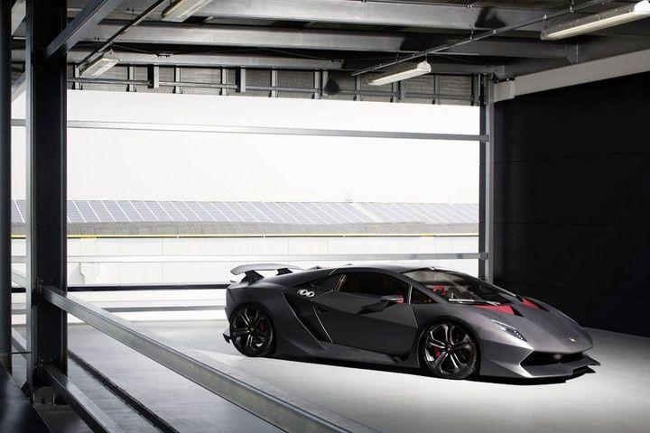 ''Lamborghini Sesto Elemento'' Future 2017 Cars Design Concepts & Photos