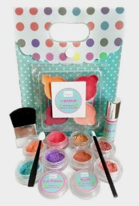 Organic Makeup For Kids Enchanting Amazon Young Girls Makeup Kit  All Natural Certified Organic Kids Decorating Inspiration