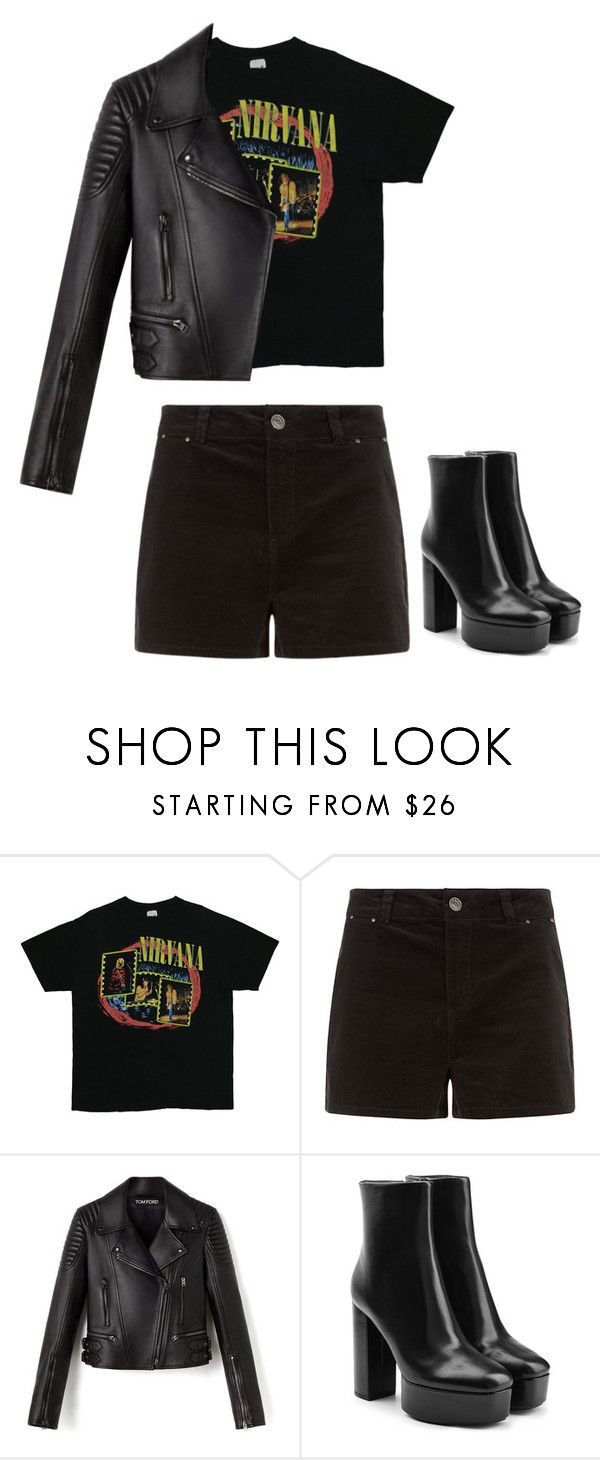 """Bad boy"" by meli3108 on Polyvore featuring moda y Alexander Wang"