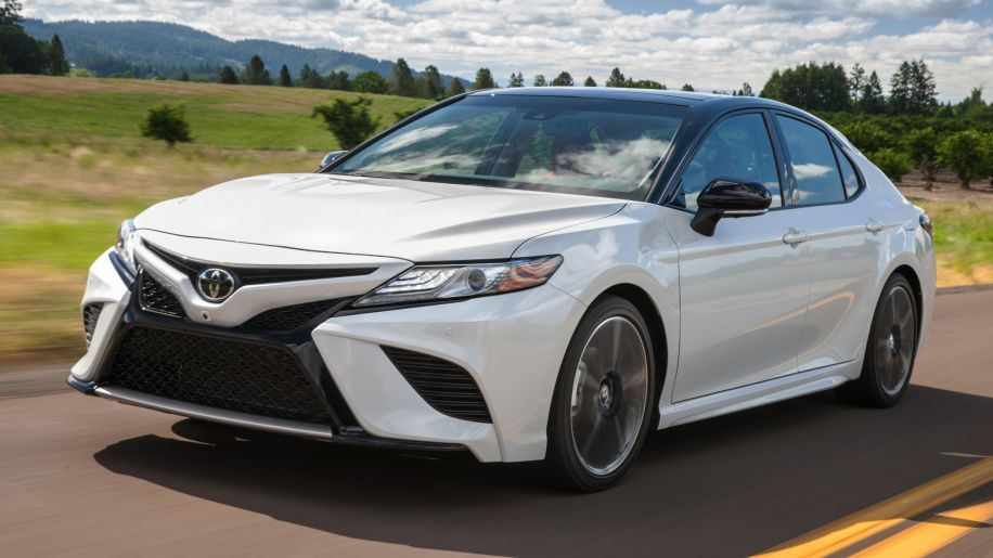 2018 Toyota Camry XSE X6 Drivers' Notes Quick Spin Review