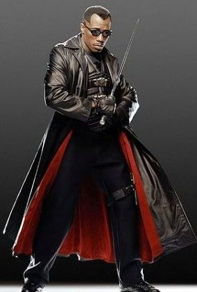 Hollywood movie #BladeTrinity #WesleySnipes reprised the lead character of #Blade was seen in this #coat