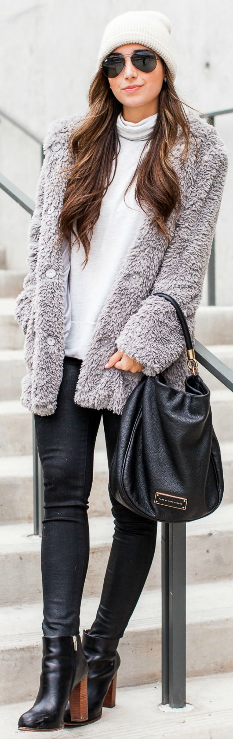Cute Winter Outfits To Get You Inspired | New york winter ...