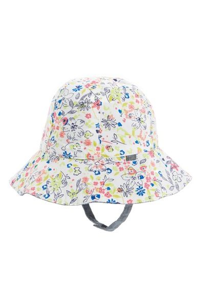 e5a6c6368d4 Main Image - Tucker + Tate Reversible Sun Hat (Baby Girls ...