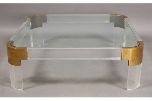 modern lucite coffee table ideas Lucite Coffee Table