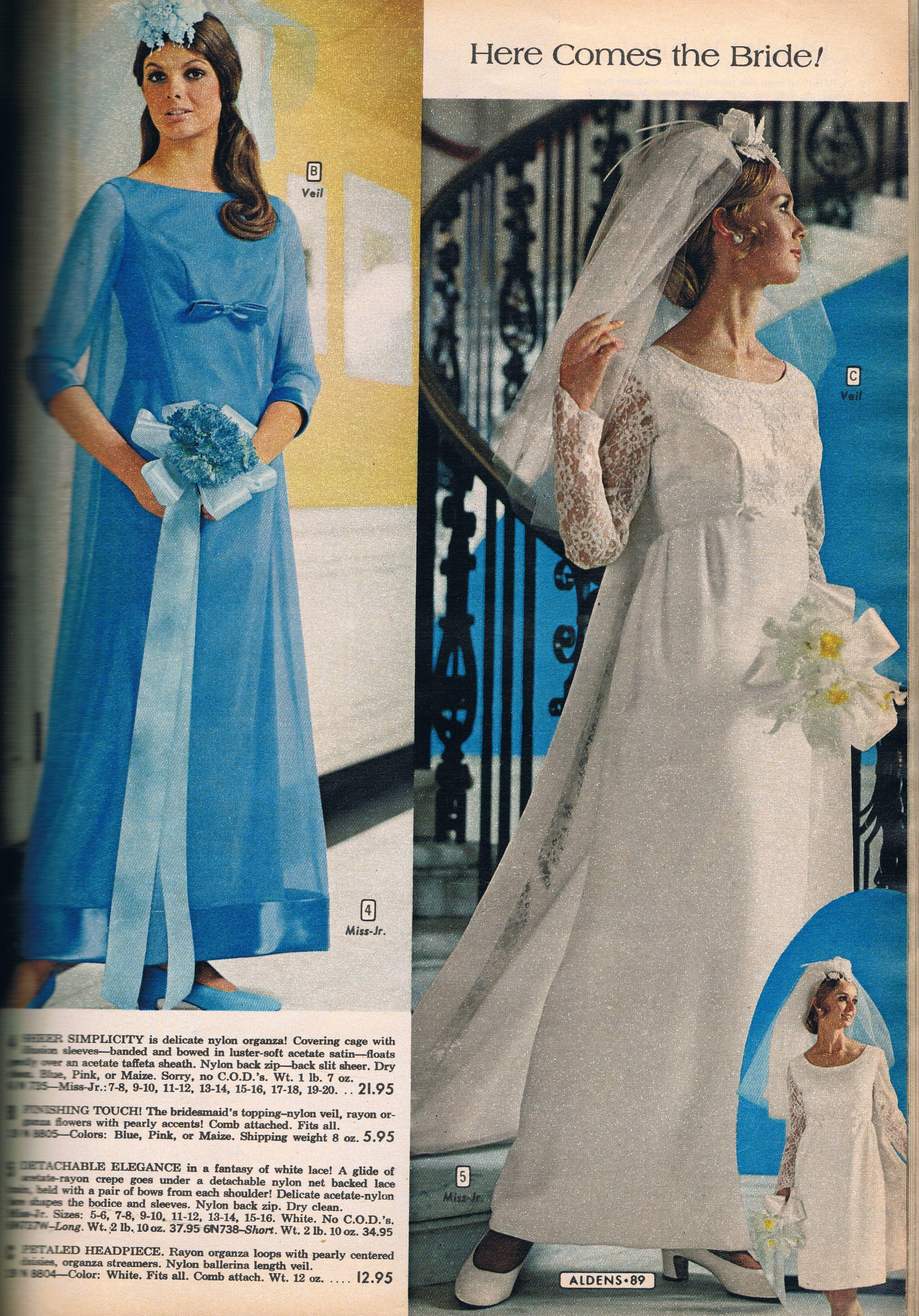 Aldens catalog 70s   Vintage/retro wedding   Pinterest   Años 40 ...