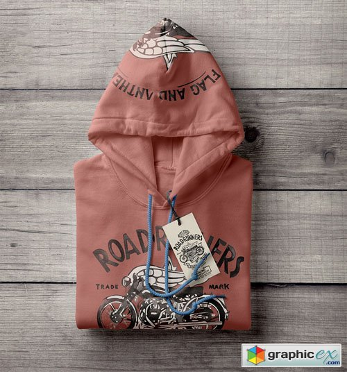 Download Folded Psd Hoodie Sweatshirt Mockup Hoodies Sweatshirts Hoodie Hoodie Mockup