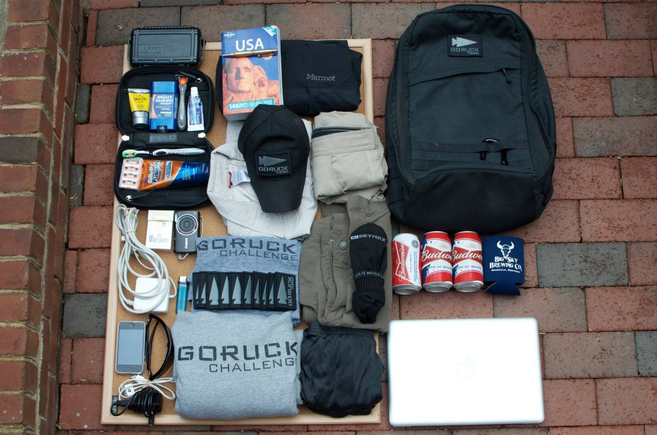 Pack lite | Tactical EDC | Packing light, Packing tips for