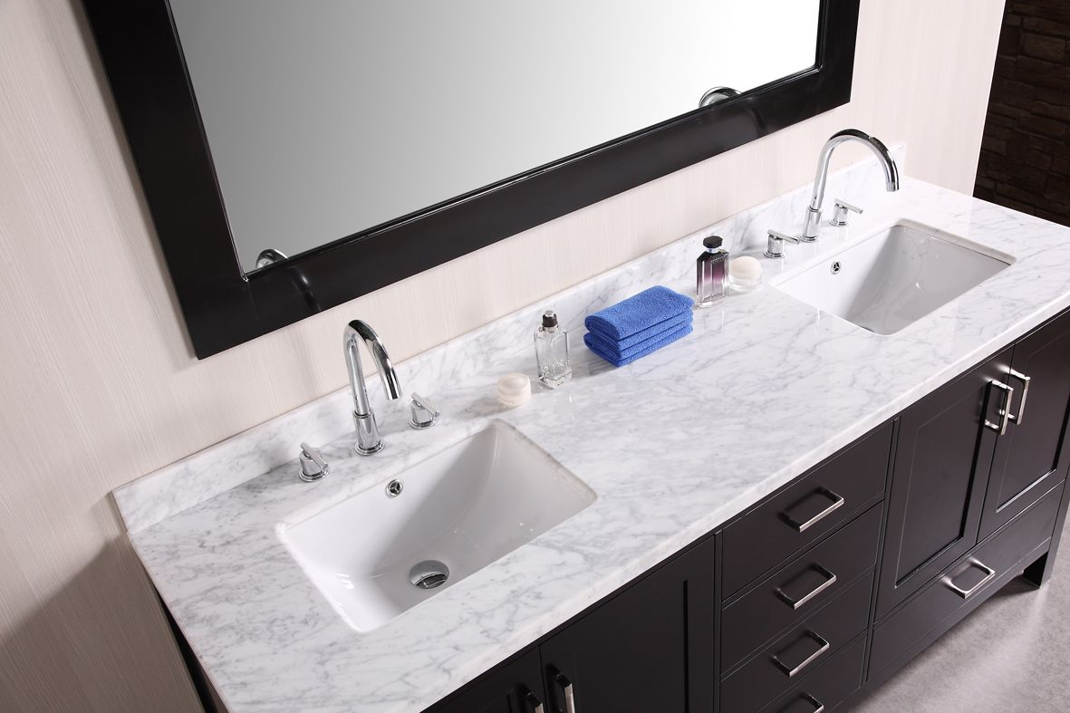 Double Sink Bathroom Vanity Top Future Kitchen And Bath Remodel Bathroom Sink Vanity Bathroom Vanity Tops Bathroom