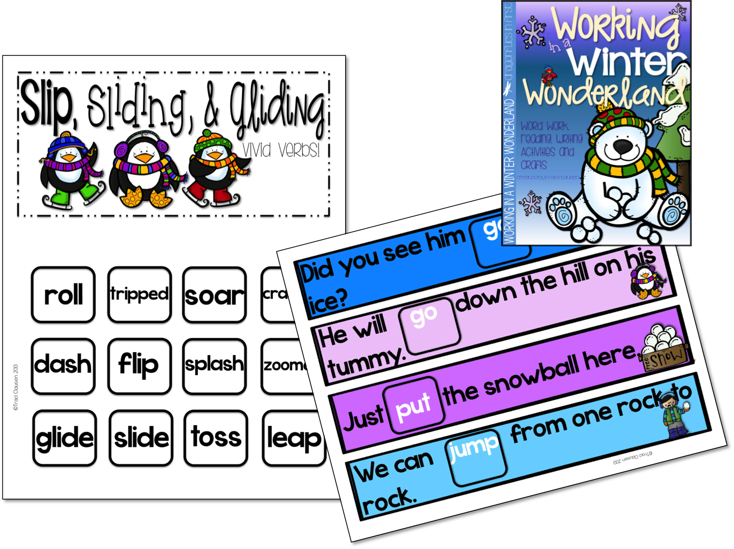 Winter Classroom Activities