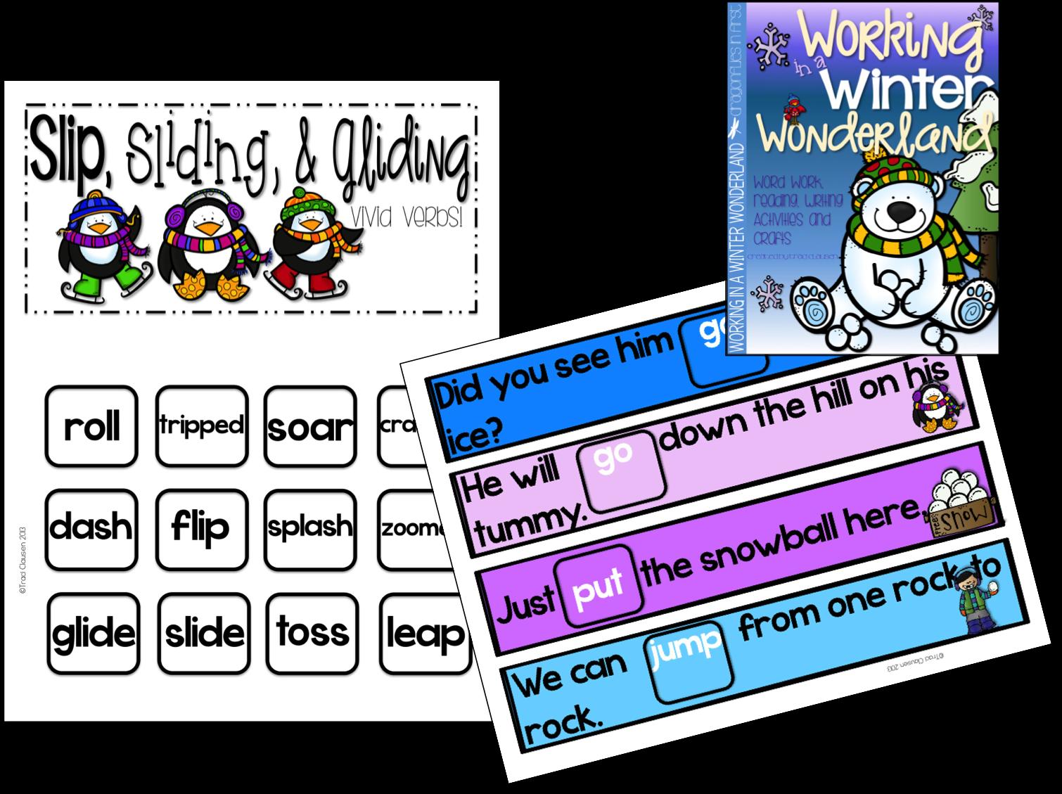 Winter Classroom Activities