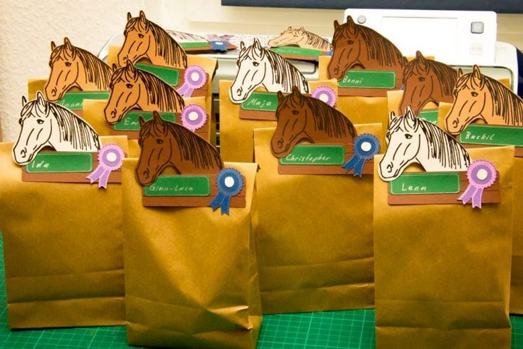 Photo of Was eine tolle #Mitgebsel Idee für die kleinen #Pferde #Gäste. Danke hierfür!…