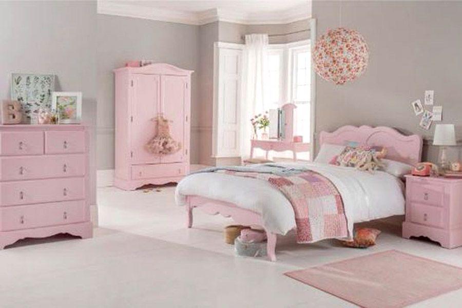 أروع تصاميم غرف البنات وغرف نوم البنات بـ ديكور فخم ديكورات أرابيا French Style Bed Girls Bedroom Furniture Sets Girls Bedroom Furniture